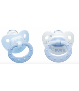 Chupete Silicona T1 Baby Blue Nuk
