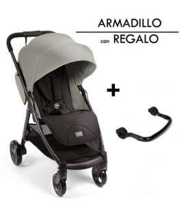 Silla de Paseo Armadillo Sage Green Mamas & Papas + Barra delantera