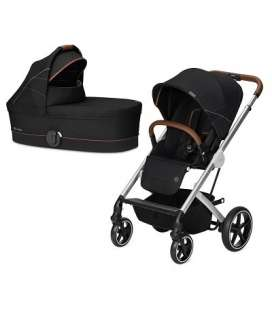 Ballios S Cybex Denim Blue Duo Cromado