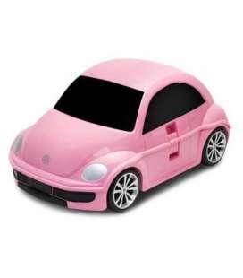 Maleta Volkswagen Beetle Rosa de RIDAZ