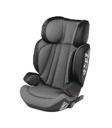 Silla de Auto Tornado i-Fix Blazer Grupo 2/3 gris/negro Be Cool