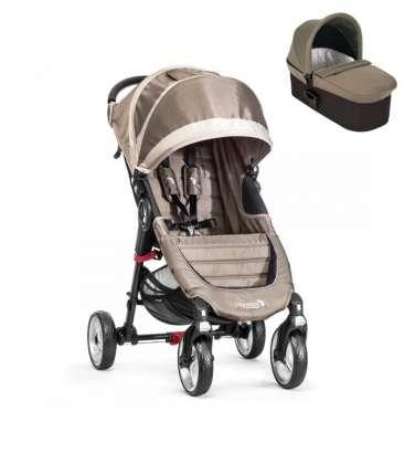 Duo City Mini 4 Baby Jogger Silla Capazo