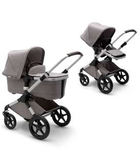 Bugaboo Fox Mineral Collection Alum/Pack Estilo Taupé