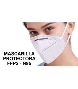 MASCARILLA FFP2 95N ALTA PROTECCIÓN