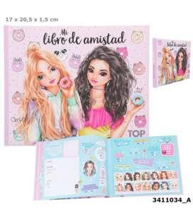 Libros De Amigos TopModel 3411034