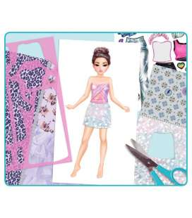 Set de diseño crea tu Top Model 0011251