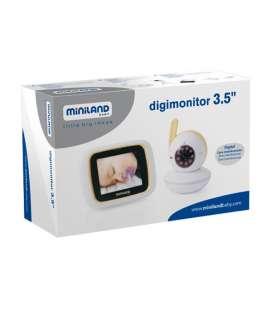 Vigilabebés Miniland Baby Digimonitor 3.5''